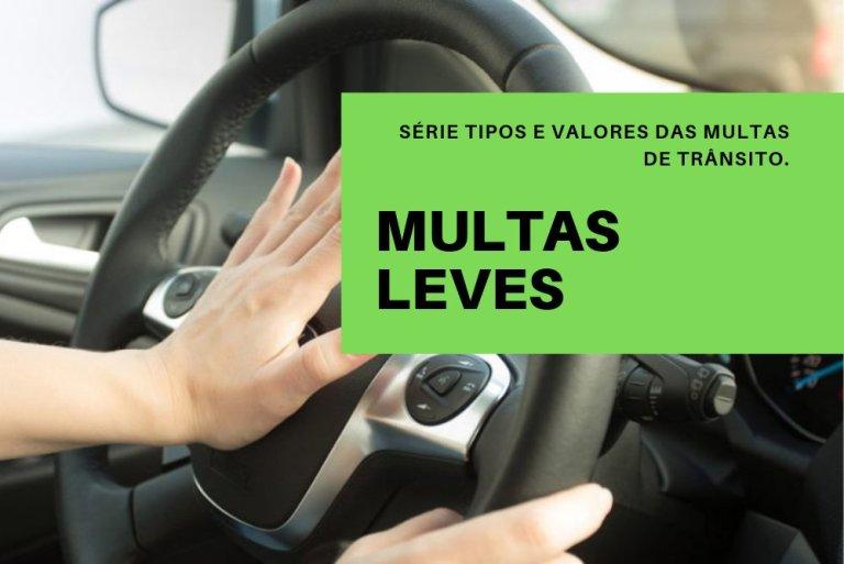 MULTAS LEVES