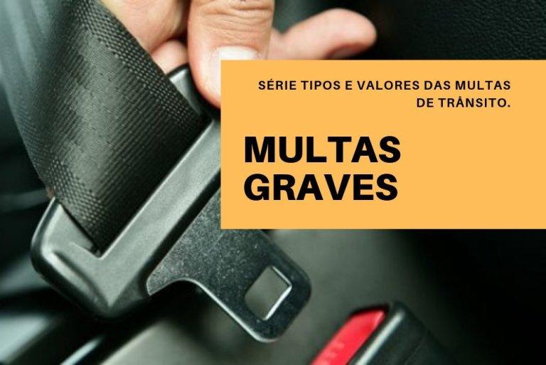 MULTAS GRAVES